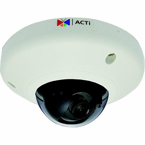 Acti E92 3Mp//Indr//Dome//Fixed//2.93