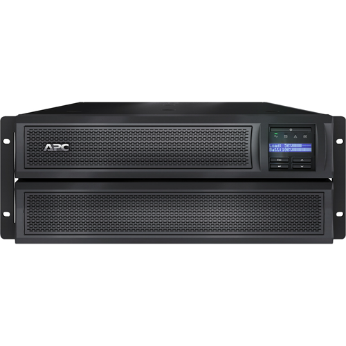APC by Schneider Electric Smart-UPS X 3000VA Rack/Tower LCD 100-127V with Network Card