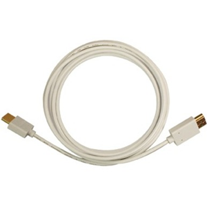 Legrand-On-Q 2m (6.6 Ft) High Speed HDMI w/ Ethernet Slimline Cable