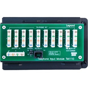10-way IDC Telephone Module with RJ31X