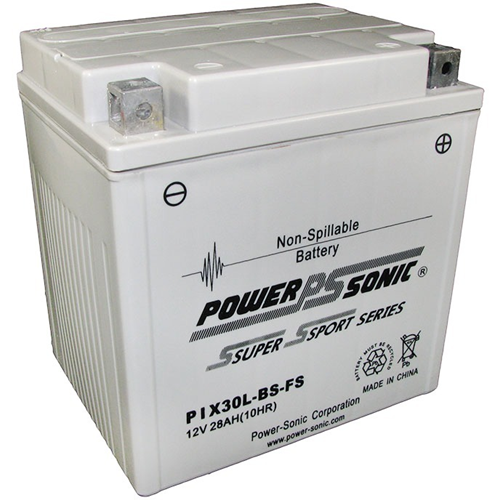 12V 28AH LEAD ACID POWER SPORTS BATTERY