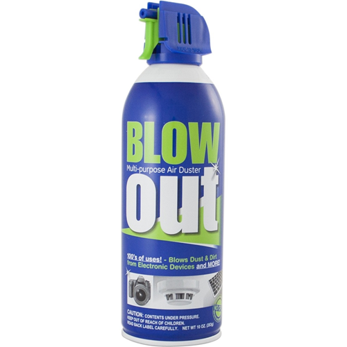 10 OZ CANNED AIR MUTI-PURPOSE AIR DUSTER
