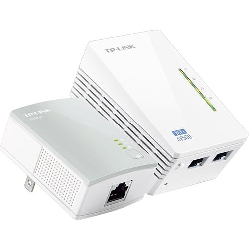 300Mbps AV500 WiFi Powerline Extender S