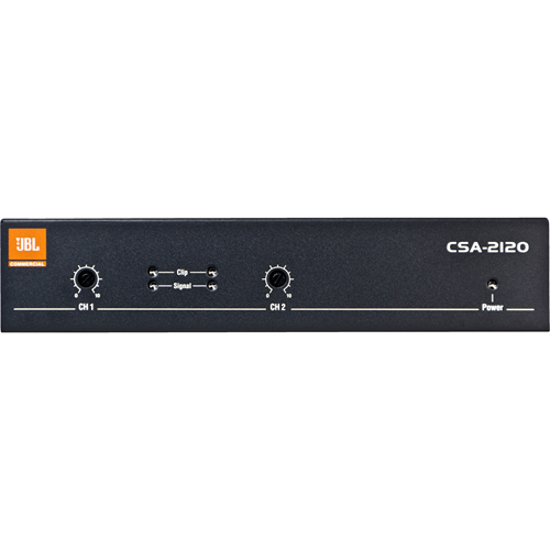 Edge JBL 2 Channel Amp