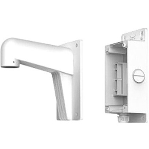 BRACKET,WALL MOUNT,SHORT,W/JUNCTION BOX