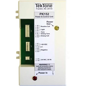 TekTone Annunciator Control Unit