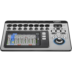 8 Channel Compact Digital Mixer
