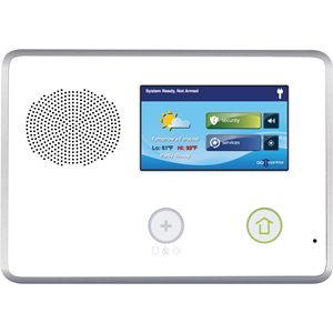 2GIG Security & Home Automation Control Panel - 2 Zone(s)