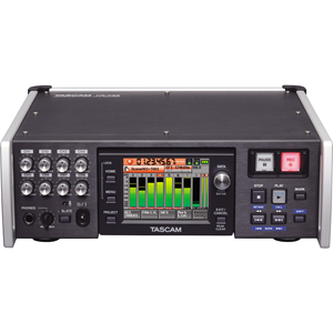 TASCAM HS-P82 Multitrack Recorder