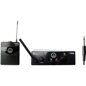 WMS 40 Mini Instrumental Wireless Instrument System