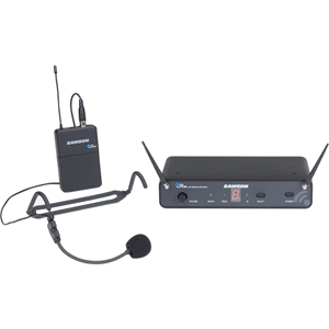 Concert 88 Fitness System with Headset Microphone (D Band)