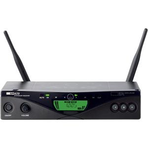 SR 470 UHF Wireless Receiver
