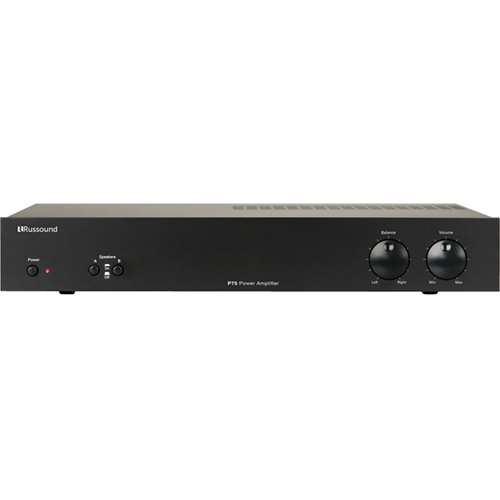 2-Channel Dual Source 75w Amplifier