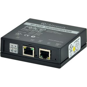 1CH IP EXTENDER TRANS 100MBPS
