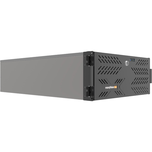 4U SERVER WITH 8 IP LICENSES, 32 ANALOG INPUTS, 2
