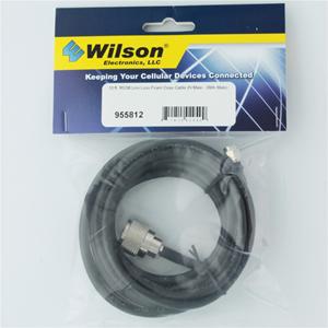 Wilson 10 ft. RG58 Low Loss Foam Coax Cable (N Male - SMA Male)