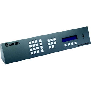 Gefen KVM/Video Over IP System Controller