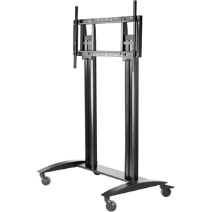 SSR598 SMARTMOUNT FLAT PANEL CART FOR USE WITH LARGE DISPLAYS UP TO 135KGS
