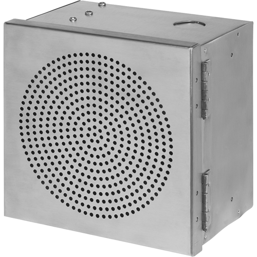 W Box Stainless Steel Siren System