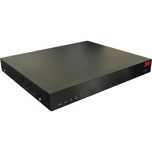 NVR 8-CH W 8 POE 2HDD 2TB