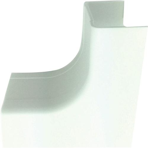 "W Box 1-3/4"" X 1"" Inside Corner White 4 Pack"