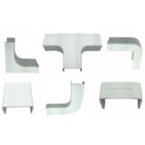 RACEWAY 3/4' COMBO PACK WHITE