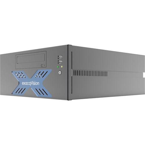 HYBRID 8TB DT RECORDER W/ 8IP  CAM LICS 64MAX & 32 ANALOG AT 30FPS