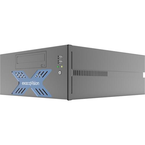 IP 8TB DT RECORDER W/ 4CAM LICS 64MAX CLIENT SVR WEB/MOBILE SW