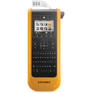 XTL 300 Label Maker Kit, Yellow/Black