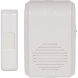 WIRELESS DOORBELL W/RECEIVER