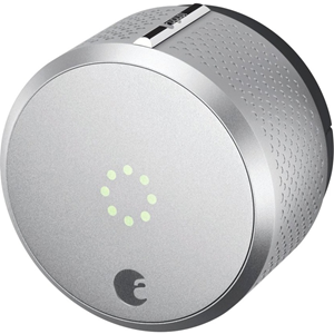 APPLE ONLY AUGUST SMART LOCK  HOMEKIT ENABLED YOUR SMARTPHONE