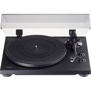 TEAC TN-200 Belt Drive Turntable With USB Output (Black)
