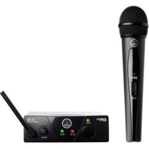 AKG WMS40 Mini Single Vocal Set Wireless Microphone System