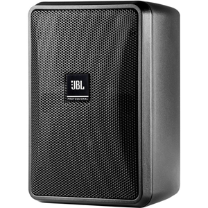 JBL Professional Control Control 23-1 2-way Indoor/Outdoor Wall Mountable, Ceiling Mountable Speaker - 100 W RMS - Black
