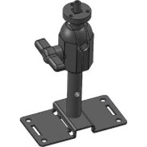 Videofied Mounting Bracket for Surveillance Camera - Black