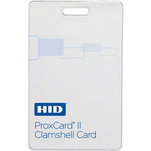 HID 1326 ProxCard II Clamshell Card