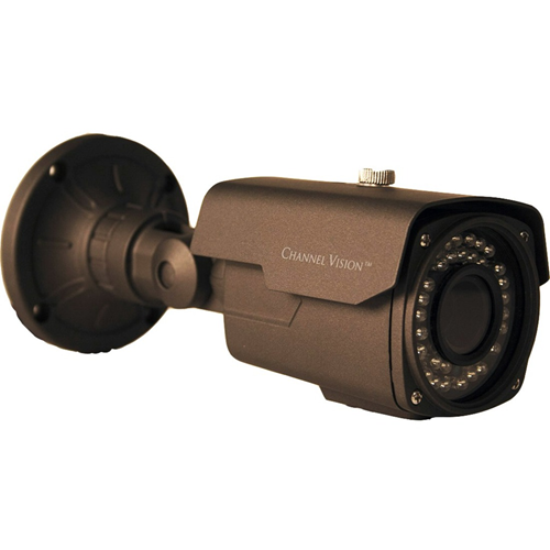 960H BULLET CAMERA WITH IR - OIL RUBBED BRONZE