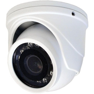 HD-TVI MINI IR TURRET WITH 2.9MM LENS - WHITE COLO
