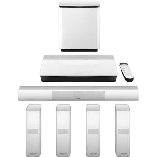 LIFESTYLE 650 HOME ENT SYSTEM - WHITE