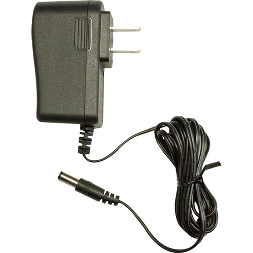 12VDC 1 AMP PLUG-IN POWER SUPPLY W/ CORD AND 2.1MM