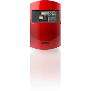 kidde Four Loop System, one 250-Point Loop Installed. 110v, Red Door, with Dialer