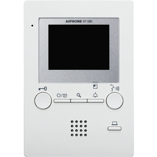 3.5' LCD SCREEN, HANDS-FREE COLOR VIDEO TENANT STA
