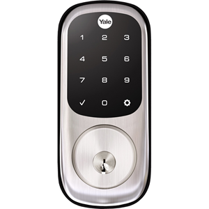 YALE REAL LIVING ASSURE LOCK TOUCHSCREEN WITH Z-WA