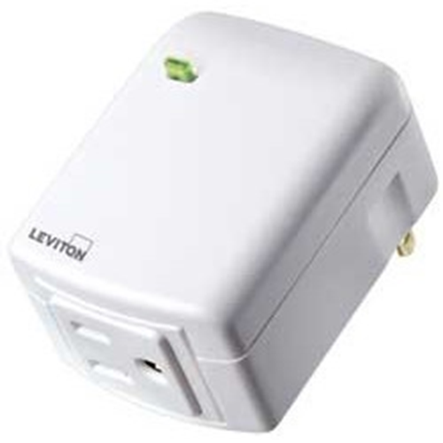 UNIVERSAL PLUG IN APPLIANCE MODULE, 15A Z-WAVE+