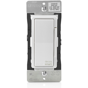 Light Control, Thermostat, Alarm - Alexa Supported - 600 W - White, Light Almond