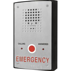 ETP-110 SERIES ANALOG CALL STATION