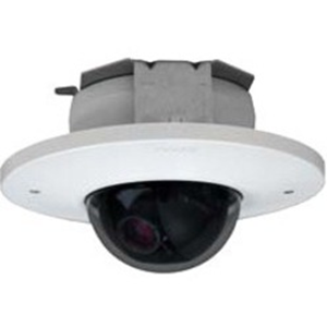 Pelco Ceiling Mount for Surveillance Camera - Black Powder Coat, White