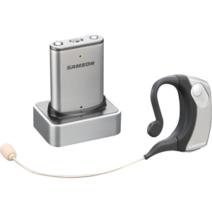 The AirLine Micro Earset Wireless System is a breakthrough that utilizes the latest in lithium ion battery technology and small, high-quality audio and RF components to bring performance freedom and convenience to a new level. The result is not only our s
