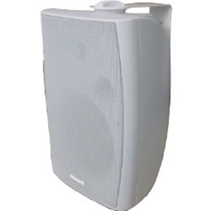 WALL MOUNT CABINET SPEAKER 60/30/15W WHITE AB