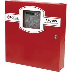 Potter Fire Alarm Control Panel